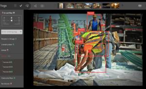 La vision par ordinateur déployée pour surveiller la distance sociale sur les chantiers