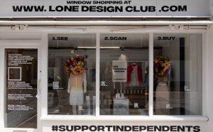 Le Lone Design Club lance une vitrine de vente