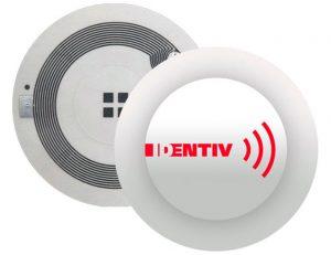 Identiv développe un patch de mesure de la température corporelle compatible NFC
