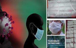 La start-up IIT Kharagpur fabrique des masques chirurgicaux bon marché