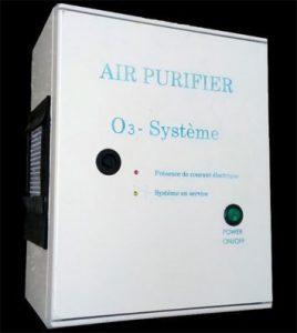 Un purificateur d'air anti-coronavirus