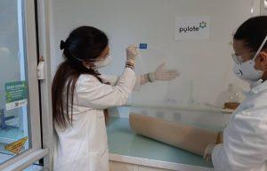 Coronavirus à Toulouse : Une start-up invente des films plastiques tueurs de virus