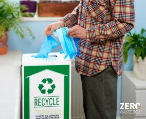 Une nouvelle innovation permet aux entreprises de recycler les EPI en plastique