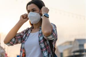 NatureWorks et NWI créent un masque N95 plus respirant et réutilisable
