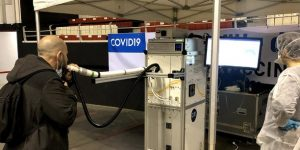 COVIDAir: researchers from Lyon want to measure the Covid... on the principle of a breathalyzer