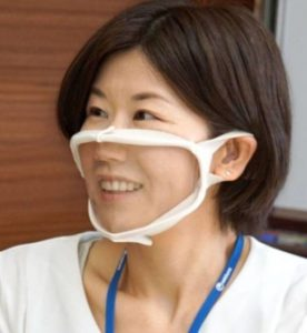 Lisez sur mes lèvres : Les masques transparents aident les personnes sourdes en cas de pandémie.