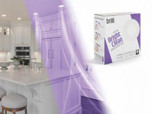 Brilli présente le premier éclairage ménager à DEL sans UV au monde, dont il est prouvé qu'il tue les virus et les bactéries.