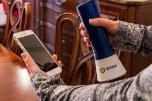 L'iClean Mini de Tersano est un outil innovant de nettoyage domestique