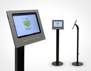 """RealNetworks lance le """"MaskCheck Kiosk"""" pour la sécurité des entreprises."""